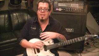 How to play Switch 625 by Def Leppard on guitar by Mike Gross