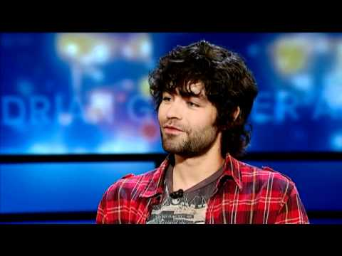 Adrian Grenier & Tiffany Sudela-Junker On Strombo: Full Interview