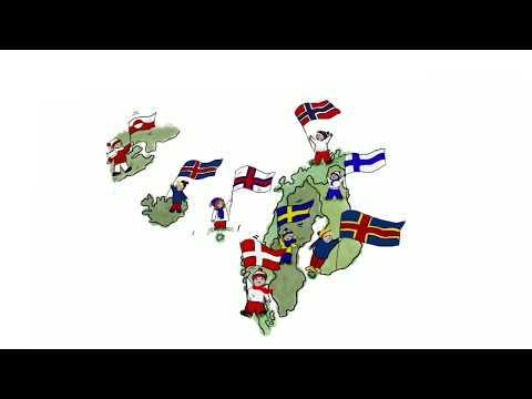 Åland, svensk röst 20 min