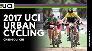 2017 UCI Urban Cycling - Chengdu (CHI) / Women XCE