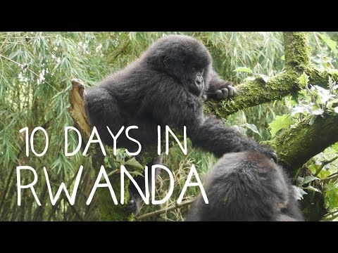 10 Days in Rwanda