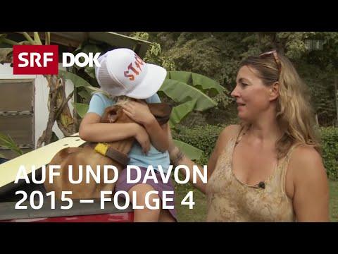 Schweizer Auswanderer | Costa Rica, Kreta, Australien | Auf und davon 2015 4/6 | Doku | SRF DOK