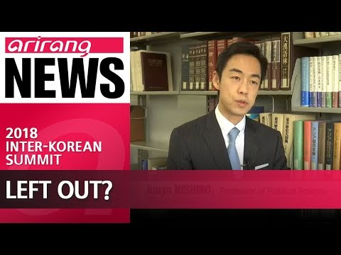 Japan rules out claims of being sidelined in developments regarding N. Korea