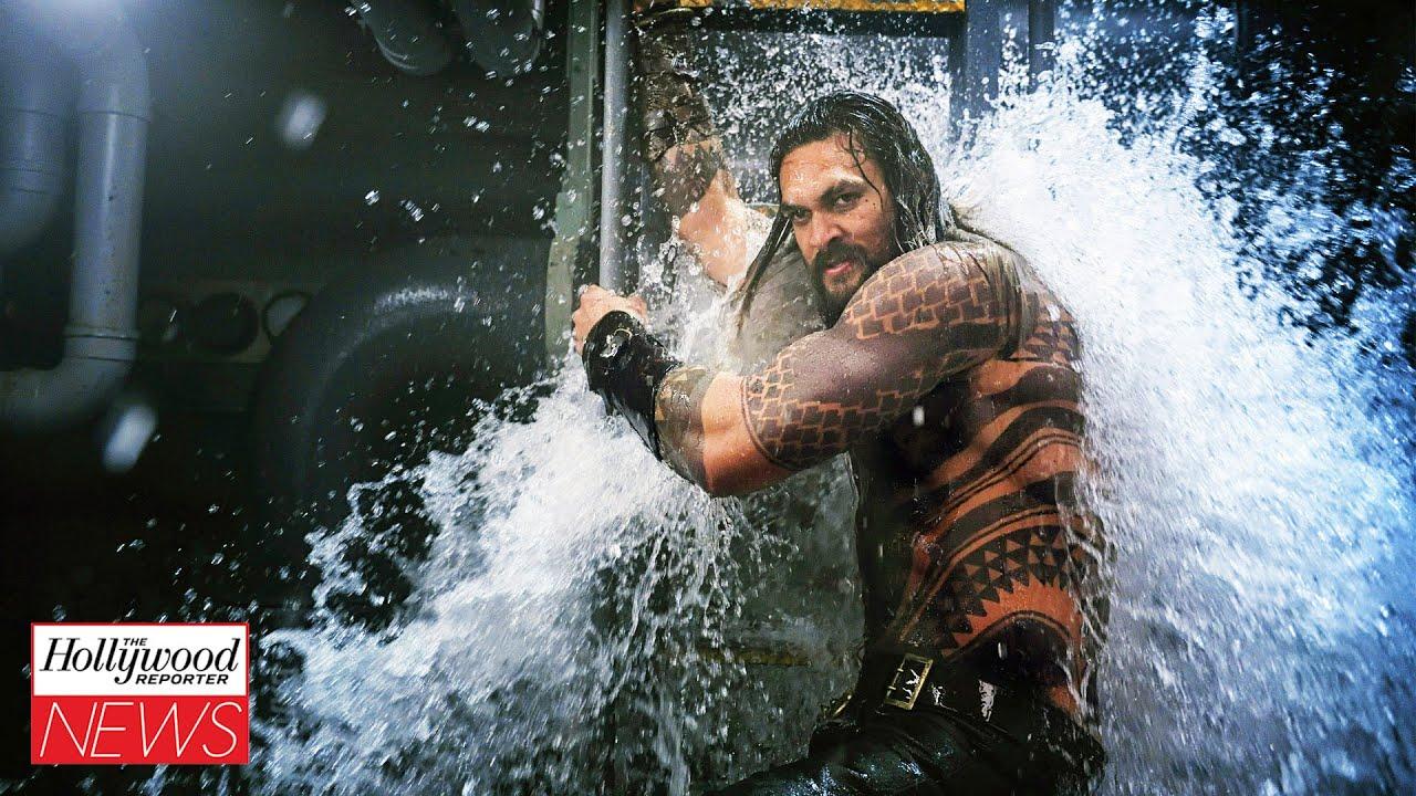Director James Wan Reveals Aquaman 2 Title 'Aquaman and The Lost Kingdom' I THR News