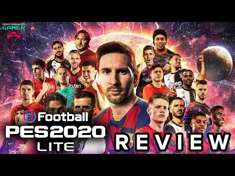 eFootball PES 2020 Lite - Review