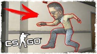 99% ИГРОКОВ НЕ ВИДЯТ ЭТОГО В CS:GO!!! (УГАР, ЗОМБИ МАНЬЯК В КС:ГО)
