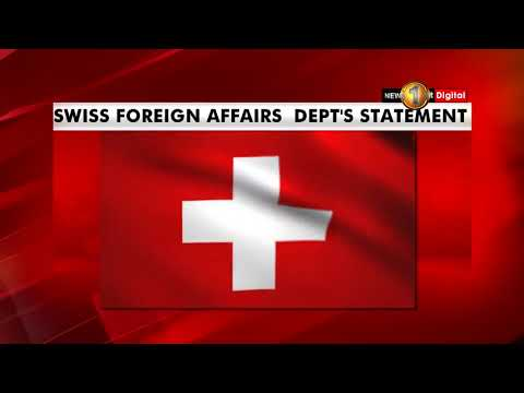 """Detention"" of swiss embassy staffer : Government should not remain silent - Range Bandara"
