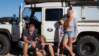 Unterwegs zu Hause – Eine Familie auf Roadtrip (Web-Doku)