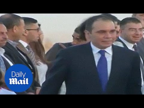 Prince Ali arrives in Jordan following FIFA election defeat - Daily Mail