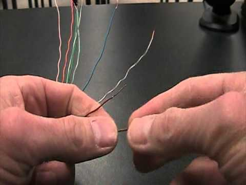 Repairing a Broken Wire MOD