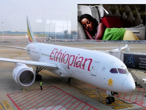 Ethiopian Airlines Brussels to Addis Ababa Dreamliner Trip Report