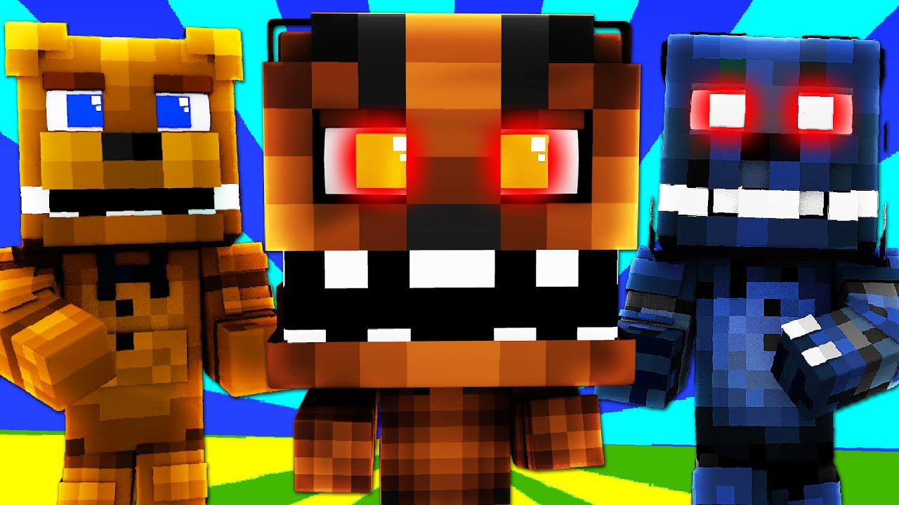 Fnaf world auto chipper boss minecraft roleplay night 5 youtube gumiabroncs Choice Image