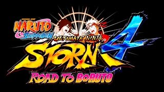 Official Return to Boruto Gameplay - Naruto Shippuden: Ultimate Ninja Storm 4