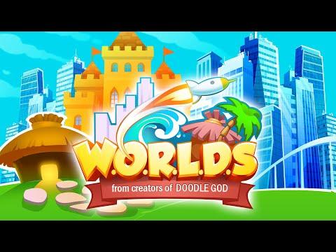 WORLDS Builder: Farm & Craft (by JoyBits Ltd.) IOS Gameplay Video (HD)