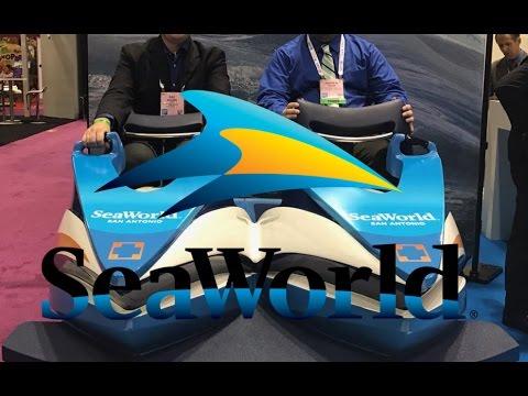 SeaWorld Parks & Entertainment talks 2017 attractions at IAAPA 2016