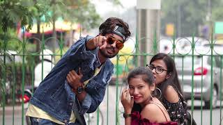 Funy Dance Prank{GONE WORNG}||Bharti Prank||Raju Bharti||