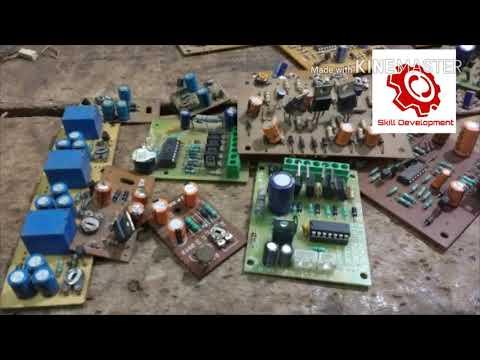 Circuits For Voltage Stabilizer   Skill Development