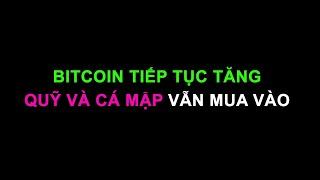 #218: Bitcoin tăng giá, quỹ lớn tiếp tục mua vào    Minh Thắng Tradecoin