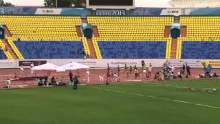 3000м с/п Мужчины - 1 финал, Чемпионат России 2014