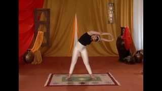 Triyaktadasana Yoga For Asthma In Francis