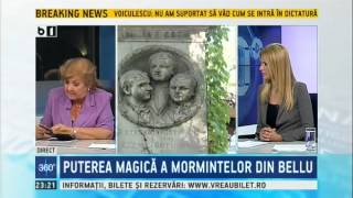 Misterele Cimitirului Bellu