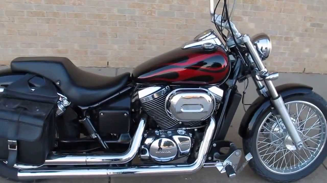 Shadow Ace 750 Handlebars Honda