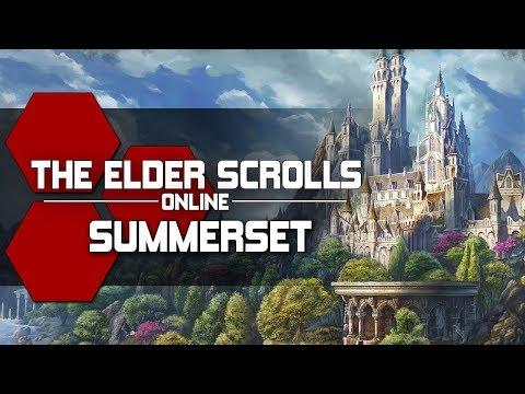 The Elder Scrolls Online: Summerset - Beta First Impressions - TheHiveLeader