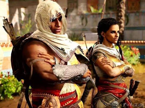 Assassin's Creed Origins GMV – Imagine Dragons – Thief