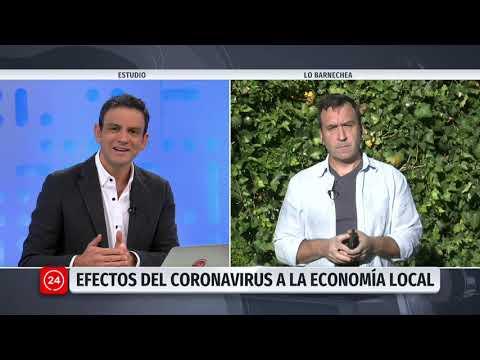 """Juan Pablo Swett: """"Pueden Quebrar De 100 Mil  A 150 Mil Micro, Pequeñas Y Medianas Empresas"""""""