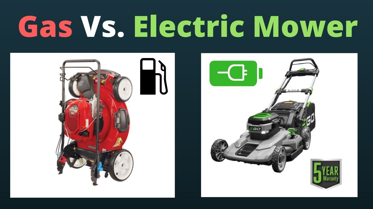 Electric Lawn Mower Sale Electric Vs Gas Lawn Mower Ego Electric Lawn Mower Reviews