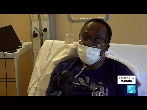 Coronavirus : En France, le combat du personnel soignant