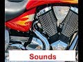 Motorcycle Engine Sound Effects All Sounds