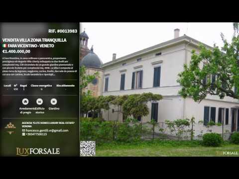 Vendita Villa Zona tranquilla - Fara Vicentino (Veneto) #0013983