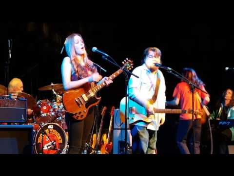 """Butch Trucks and the Freight Train Band """"Ophelia"""" 4/28/16 Melbourne, Florida."""