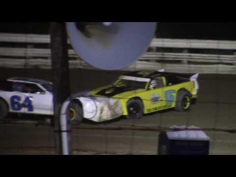 Hummingbird Speedway (7-8-17): Street Stock Feature