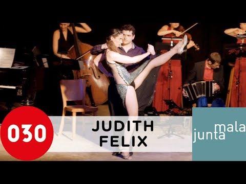 Judith Preuss and Felix Naschke – Locura tanguera