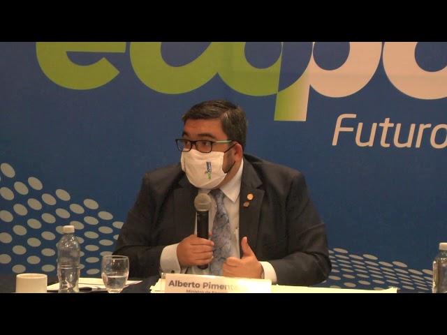 Conferencia de Prensa sobre la la segunda fase del Plan Piloto movilidadVERDE
