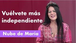 Dependes de tu Pareja? Saca tu Reina Independiente Interior  - con Nube de María