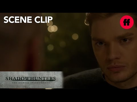Jace Gives Valentine an Ultimatum | Season 2, Episode 9 | Shadowhunters