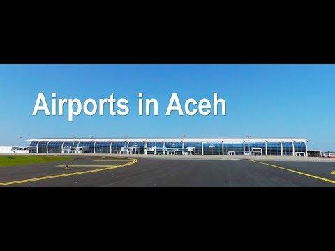 Airports in Aceh Bandar Udara di Aceh