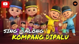 Download lagu UpinIpin Kompang Dipalu MP3