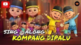 Download Upin & Ipin - Kompang Dipalu (Sing -Along)