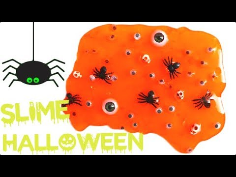 kit slime halloween la petite picerie slime impossible. Black Bedroom Furniture Sets. Home Design Ideas