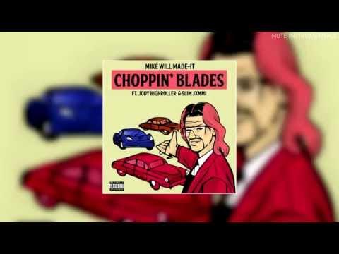 RiFF RAFF - Choppin' Blades (Instrumental)