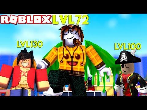 Level KITA baru segini...TAPI UDAH BISA LAWAN BOS BAJAK LAUT KUAT?! - Roblox Indonesia Blox Piece #2