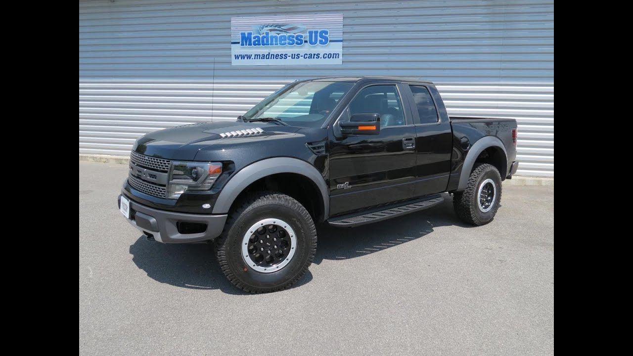 ford f150 raptor svt supercab 2013 youtube - Black Ford F150 Raptor 2014