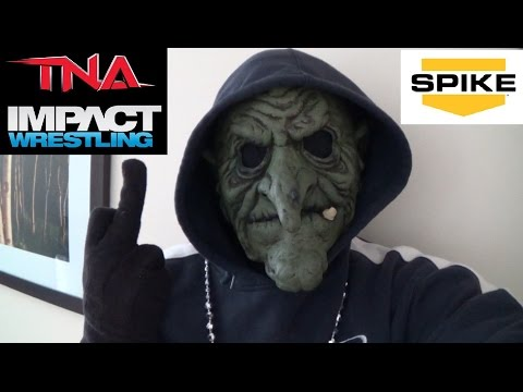 Breaking News: Spike TV Has Canceled TNA Impact Wrestling