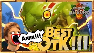 Hearthstone - Best OTK (One Turn Kill) - Funny and lucky Rng Moments
