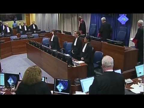 Trial of Ratko Mladić _ Serb