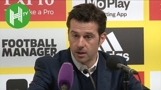 Watford 1-0 Everton | Silva: My conscience is clear